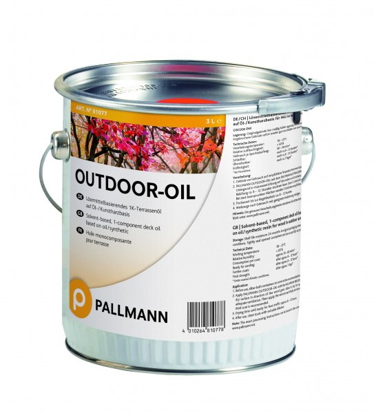 Outdoor Oil