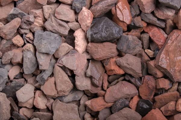 GSH Roter Minenstein, 10-25 mm (#10099)