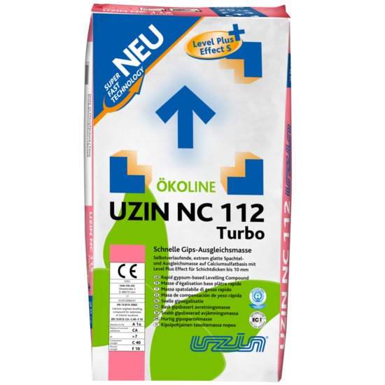 NC 112 Turbo Gips-Schnellnivelliermasse